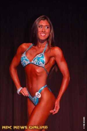 Image 10 Alma Snyder 2013 NPC Sunshine Classic, 1st place novice, 4th place open